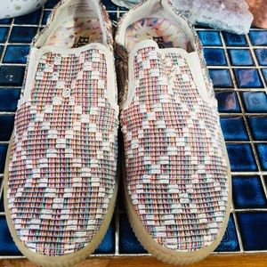 born handcrafted series Slip Ons
